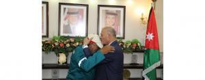 بلدية اربد تعتذر لعامل الوطن رمضان عبد العال