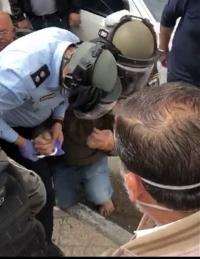 الإحتلال يعتدي على مصلي مسجد الأربعين في العيسوية