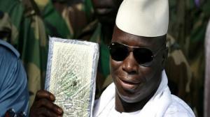 رئيس غامبيا: فليذهب بان كي مون إلى الجحيم!