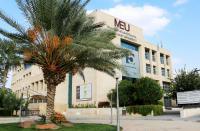 جامعة الشرق الأوسط MEU  تستقبل المستشار الثقافي العراقي