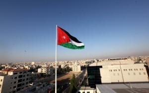 رفع العلم الأردني بالعاصمة الكندية