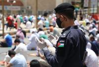 مديرية الأمن العام تشكر مصلي الجمعة الذين كانوا قدوة في الالتزام (صور)