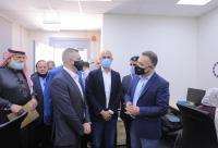 افتتاح مركز اتصال زين لخدمات الزبائن في معان