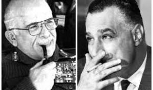 اعلام مصري يحتفي بذكرى اتفاقية الدفاع المشترك بين عبد الناصر والملك حسين