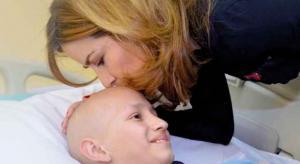 """الأميرة غيداء: من العار أن يدعي شخص بأن مرضى السرطان """"محكومون بالموت"""""""