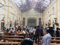 ارتفاع ضحايا تفجيرات سيريلانكا الى 160 قتيلا و 360 جريحا