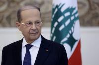 عون : يمكن لانفجار بيروت أن يكون وقع بسبب اهمال أو صاروخ خارجي