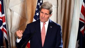 كيري يدعو باكستان للانضمام للحرب ضد الإرهاب