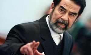 """توقيف شخصين هتفا لصدام حسين في مباراة """"الجزيرة"""" والقوة الجوية العراقي"""