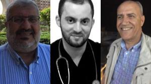 3 أطباء يلتحقون بشهداء الجيش الأبيض