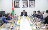 البرلمانية الأردنية الأوروبية: الأردن يدعم حقوق الشعب الفلسطيني