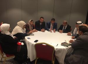 نواب اردنيون يدعون حماس للمصالحة مع حركة فتح