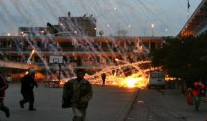 """تقرير أمني : """" اسرائيل """" لم تأخذ العبرة من حربها الأخيرة على غزة"""
