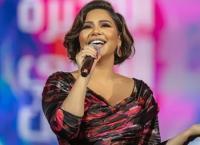 شيرين عبدالوهاب بزيادة وزن كبيرة في أحدث ظهور لها