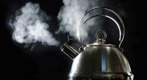 لا تغلي الماء مرتين لإعداد الشاي والقهوة