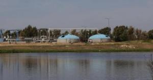 حقيقة سيلان مياه معالجة من محطة مادبا