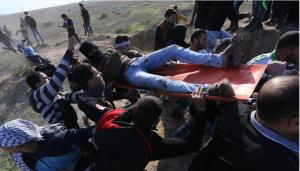 """نحو 100 إصابة باليوم الخامس لـ""""انتفاضة القدس"""""""