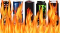 مشروبات الطاقة تدمر أسنان شاب (شاهد)
