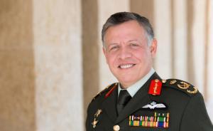 الملك : هذا البلد بني بعزائم الأردنيين