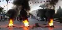 راعي غنم يتسبب بإحتجاجات وأعمال شغب في تونس