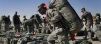 امريكا تعزز قواتها في الشرق الاوسط بألف جندي