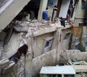 32 ألف دينار تبرعات لمتضرري مباني جبل الجوفة