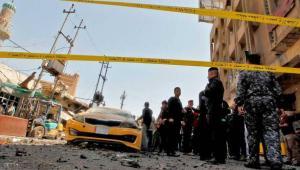 38 قتيلا وعشرات المصابين بهجوم نفذه انتحاريان وسط بغداد