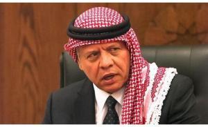 الملك يدين هجوم لندن ويؤكد وقوف الأردن مع بريطانيا
