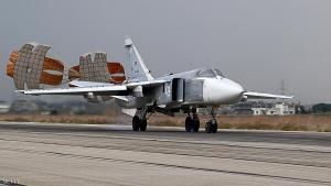 طائرتان روسية وأميركية كادتا تصطدمان فوق سوريا