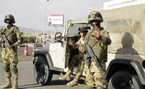 52 قتيلا من الشرطة والجيش باشتباكات في مصر