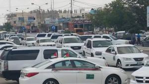 السعودية تجمد قرار منع السيارات العمومية الاردنية دخول أراضيها