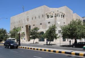 كورونا تقتحم  أمانة عمان الرئيسي