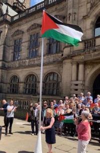 مجلس بلدية شيفيلد البريطاني يعترف بدولة فلسطين
