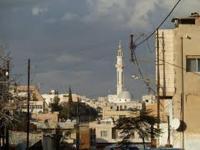 عودة الكهرباء لحي الحراوية بمادبا
