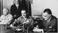 """مذكرات الشريف زيد """"1"""" ..  الملك حسين للصهاينة: أنا عربي والقتال واجبي"""