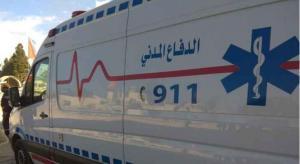 45 إصابة نتيجة 203 حادثا مختلفا خلال الـ 24 ساعة الماضية