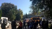 مقتل 10 واصابة 50 بانفجار عبوة ناسفة في روسيا