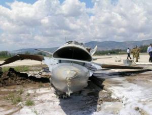 مياه الأمطار تعطل طائرات حربية للإحتلال