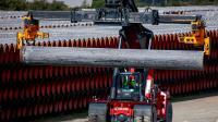 إيقاف خط أنابيب الغاز الروسي