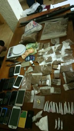 القبض على مروج مخدرات في عجلون