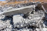 530 وحدة سكنية تضررت بالعدوان الصهيوني على غزة