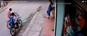 معجزة تنقذ طفلا من موت محقق ! (فيديو)