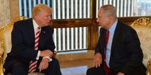 """ترامب: """"لن يدخل الإسرائيليون الملاجئ بعد اليوم"""""""