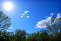 الحرارة تقترب من الـ 30 مئوية بداية آيار ..  وامطار متوقعة برمضان