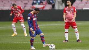 ميسي أبلغ رئيس برشلونة بقراره النهائي حول مستقبله مع النادي