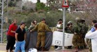 """إصابة فلسطيني بحجة """"طعن جندي"""" في الضفة"""