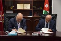 """اتفاقية بين """"الهاشمية"""" ومستشفى سارة التخصصي لتوسيع شبكة التأمين الصحي"""