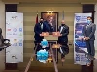 عمان الأهلية وشركة HashTechs توقعان اتفاقية تطوير تطبيق My AAU