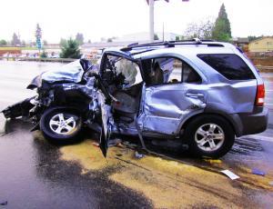 اصابة 6 أشخاص بحادث في طبربور