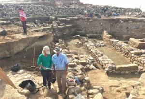 اكتشاف مدينة أردنية قديمة دمرها انفجار جوي